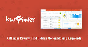 KWFinder Review : Why It Is My #1 Keyword Research Tool?