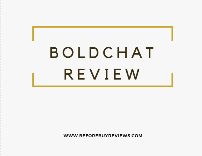 BoldChat Review : Overview, Pricing & Features